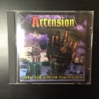 Artension - Into The Eye Of The Storm CD (VG/VG+) -prog metal-