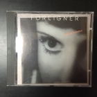 Foreigner - Inside Information CD (VG+/M-) -hard rock-