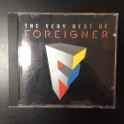 Foreigner - The Very Best Of CD (G/VG+) -hard rock-