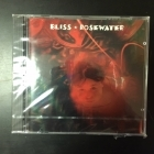 Bliss - Rosewater CD (avaamaton) -alt rock-