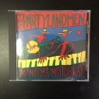 Partylandmen - Manitoba Motorway CD (VG/VG+) -jazz-
