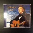 Johnny Cash - The Classic Christmas Album CD (M-/M-) -joululevy-