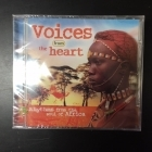Voices From The Heart (Rhythms From The Soul Of Africa) CD (avaamaton)