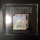 Led Zeppelin - The Soundtrack From The Film The Song Remains The Same 2CD (VG+/VG+) -hard rock-