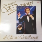 Vic Damone - The Magic Of Vic Damone LP (VG+/VG+) -pop-