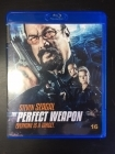 Perfect Weapon Blu-ray (M-/M-) -toiminta-