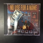 No Use For A Name - The Daily Grind CD (VG+/VG) -punk rock-