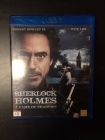 Sherlock Holmes - A Game Of Shadows Blu-ray (M-/M-) -toiminta-