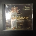 Tchaikovsky - Pathetique CD (VG+/VG+) -klassinen-
