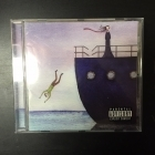 Emery - ...In Shallow Seas We Sail CD (VG/VG+) -post-hardcore-