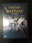 Century Of Warfare - Volume 4 DVD (M-/M-) -dokumentti-