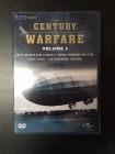 Century Of Warfare - Volume 3 DVD (M-/M-) -dokumentti-