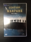 Century Of Warfare - Volume 1 DVD (M-/M-) -dokumentti-