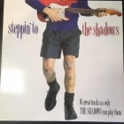 Shadows - Steppin' To The Shadows LP (VG-VG+/VG+) -rautalanka-