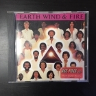 Earth, Wind & Fire - Faces CD (VG/M-) -funk/soul-