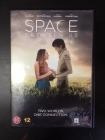Space Between Us DVD (VG/M-) -seikkailu/draama-