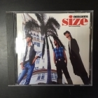 Bee Gees - Size Isn't Everything CD (VG/VG+) -pop rock-