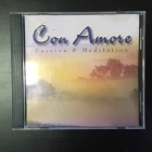 Con Amore (Passion & Meditation) CD (VG/VG+) -klassinen-