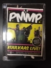 PMMP - Kuulkaas live! DVD (VG/M-) -pop rock-