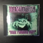 Damnation - Sick Phuckin Shit CD (VG+/M-) -punk rock-