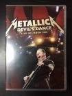 Metallica - Devil's Dance (Live In Lisbon 2008) DVD (VG+/M-) -thrash metal/heavy metal-