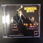 Beautiful Beast - Kick Down The Barricades CD (M-/M-) -hard rock-