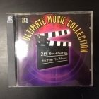 Ultimate Movie Collection (28 Blockbusting Hits From The Movies) 2CD (VG+/M-) -soundtrack-