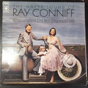 Ray Conniff - The Happy Sound Of Ray Conniff LP (VG+/VG+) -easy listening-