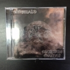 Eisigwald / Morbus Mundi - Aryan Severe Authority / Elite 2 CD (VG+/M-) -black metal-