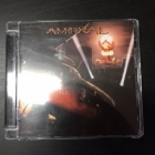 Amoral - Reptile Ride CD (VG+/M-) -death metal-