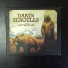Damn Seagulls - Hunting Season CD (VG+/VG+) -indie rock-