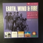 Earth, Wind & Fire - Original Album Classics 5CD (M-/M-) -funk/soul-