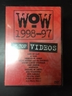 WOW 1998-97 - The Year's Top Christian Music Videos DVD (avaamaton) -gospel- (R1 NTSC)
