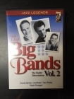 Big Bands Vol.2 - The Snader Telescriptions DVD (VG/M-) -jazz-