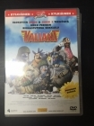 Valiant DVD (M-/M-) -animaatio-