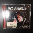 My Chemical Romance - Three Cheers For Sweet Revenge CD (VG/VG) -post-hardcore-