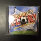 England's Glory CD (VG+/VG+) -klassinen-