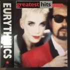 Eurythmics - Greatest Hits LP (VG+-M-/VG+) -synthpop-