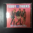 Teddy And The Tigers - 20 Greatest Hits CD (M-/M-) -rockabilly-
