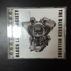 Black Label Society - The Blessed Hellride CD (VG+/M-) -southern metal-