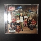 Mest - Wasting Time CD (VG/M-) -pop punk-