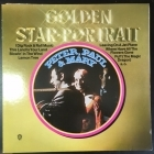 Peter, Paul & Mary - Golden Star-Portrait LP (M-/VG+) -folk pop-