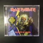 Iron Maiden - No Prayer For The Dying (remastered) CD (VG+/VG+) -heavy metal-