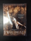 Evil Dead (1981) (special edition) DVD (VG+/M-) -kauhu-