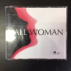 All Woman 4CD (VG+/M-)