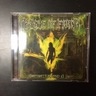 Cradle Of Filth - Damnation And A Day CD (VG/VG) -black metal/death metal-