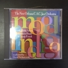 New Orleans C.A.C. Jazz Orchestra - Mood Indigo CD (VG+/VG+) -jazz-
