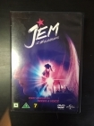 Jem And The Holograms DVD (VG+/M-) -draama-