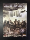 End Of Days 2DVD (VG-M-/VG+) -seikkailu/sci-fi-