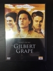Gilbert Grape DVD (VG+/M-) -draama-